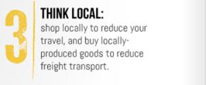 3 - Think Local