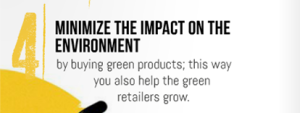 4 - Minimize the Impact on the Environment