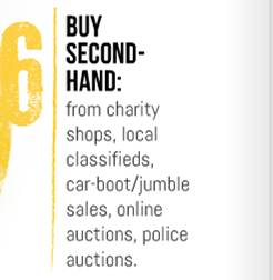 6 - Buy second hand